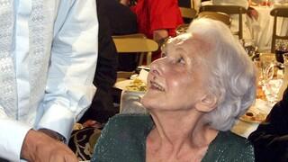Ροσάνα Ροσάντα: Πέθανε η εμβληματική μορφή της ιταλικής αριστεράς