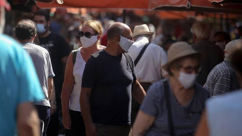 Κορωνοϊός: Πρώτη η Αττική - Ανησυχία για τις ΜΕΘ