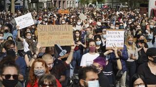 Γερμανία: Μαζικές διαδηλώσεις για να δεχθεί η ΕΕ αιτούντες άσυλο από τη Μόρια