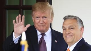 Ουγγαρία: Όρμπαν στηρίζει Τραμπ εν όψει αμερικανικών εκλογών