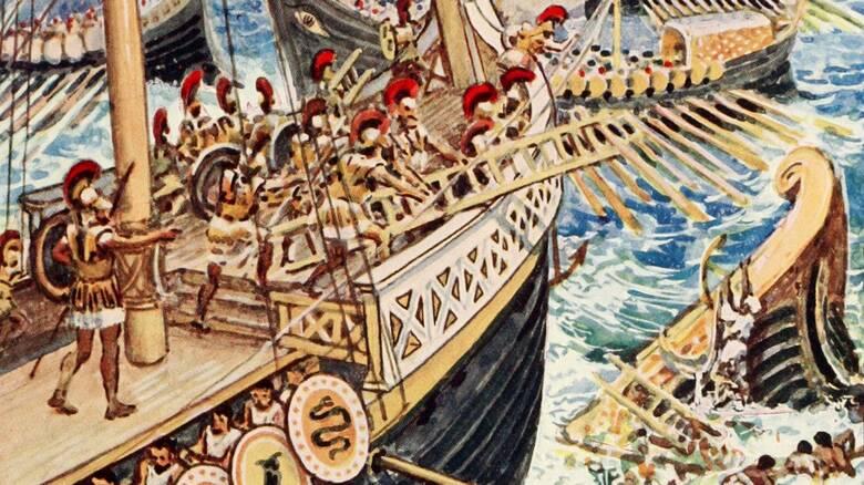 Ναυμαχία Σαλαμίνας: Πώς οι αρχαίοι Έλληνες νίκησαν τους Πέρσες χρησιμοποιώντας τον καιρό