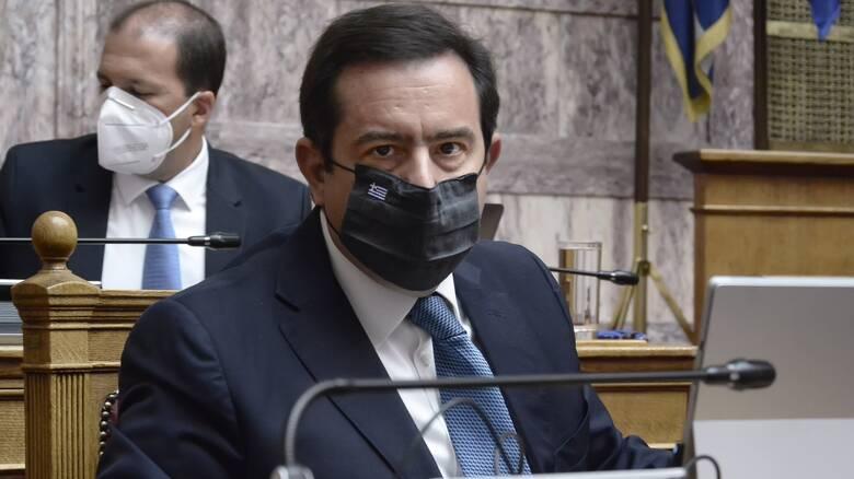 Μηταράκης: Οι εμπρηστές της Μόριας θα εκτίσουν ποινή και θα απελαθούν - Καταγγελία για ΣΥΡΙΖΑ