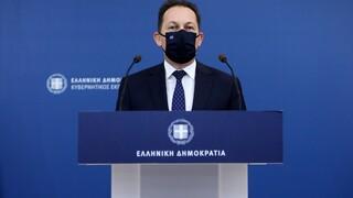 Πέτσας: Ο κατάλογος των κυρώσεων κατά της Τουρκίας είναι στο τραπέζι
