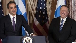 Διήμερη επίσκεψη Πομπέο στην Ελλάδα: «Κλείδωσε» το ραντεβού με Μητσοτάκη