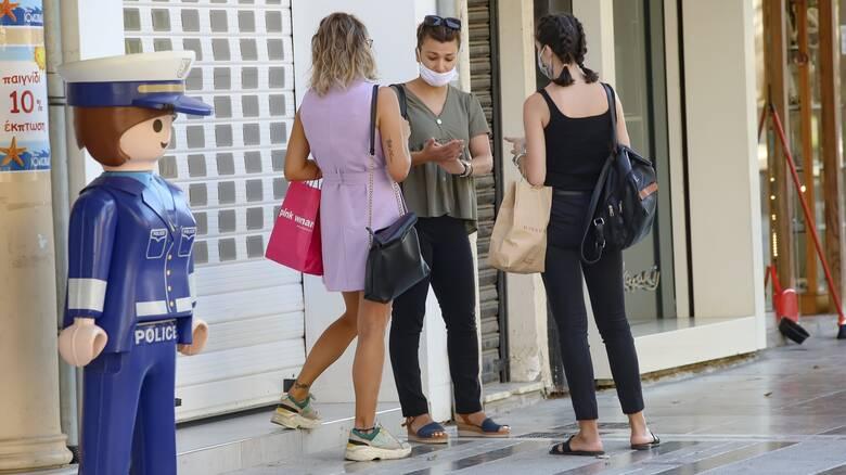 Πέτσας στο CNN Greece: Ενδεχόμενα τοπικά lockdown στην Αττική