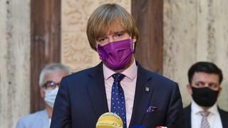 Κορωνοϊός - Τσεχία: Παραιτήθηκε ο υπουργός Υγείας εν μέσω δεύτερου κύματος