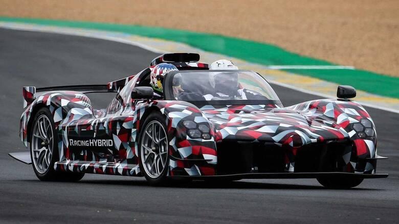 Η Toyota προχωρά με το hyper car της, το GR Super Sport των 1.000 PS