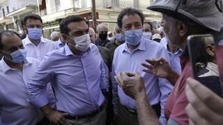 Τσίπρας από Καρδίτσα: «Ασπιρίνες» οι ανακοινώσεις της κυβέρνησης