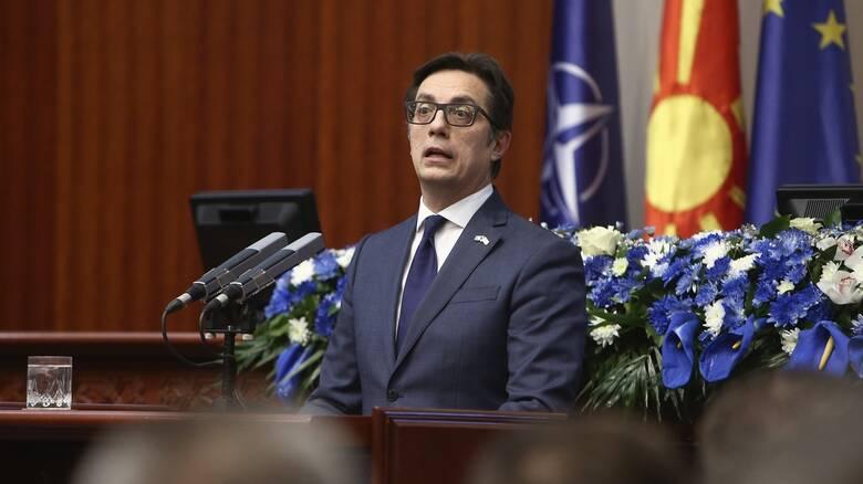 Επιστολή Πεντάροφσκι σε Βαρθολομαίο: Ζητά λύση στο εκκλησιαστικό πρόβλημα της Βόρειας Μακεδονίας