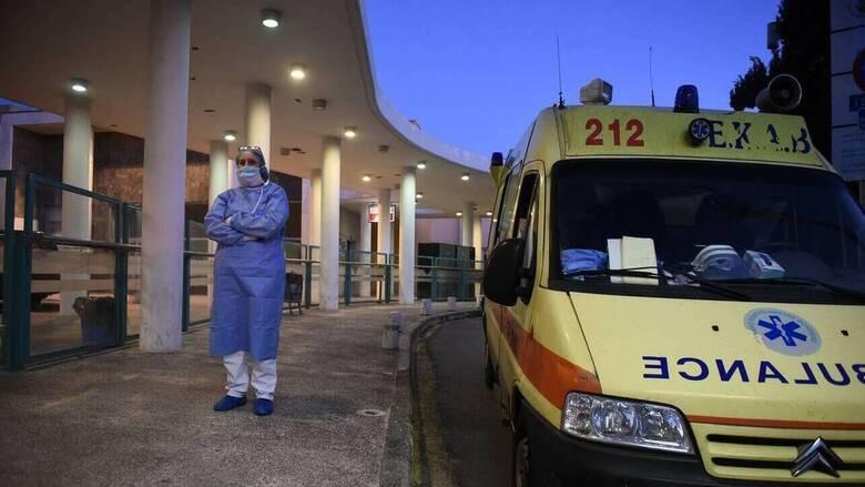 Κορωνοϊός: Τρεις οι νεκροί μέσα σε λίγες ώρες - Κατέληξε 59χρονος