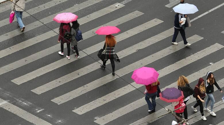 Φθινοπωρινό το σκηνικό του καιρού σήμερα - Πού αναμένονται βροχές