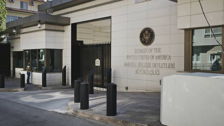 Ανακοίνωση - γρίφος της αμερικανικής πρεσβείας στην Άγκυρα για τα θαλάσσια σύνορα Ελλάδας - Κύπρου