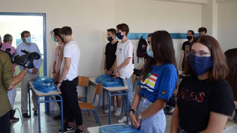 Κορωνοϊός: Αυξάνονται τα σχολεία που θα παραμείνουν κλειστά λόγω κρουσμάτων