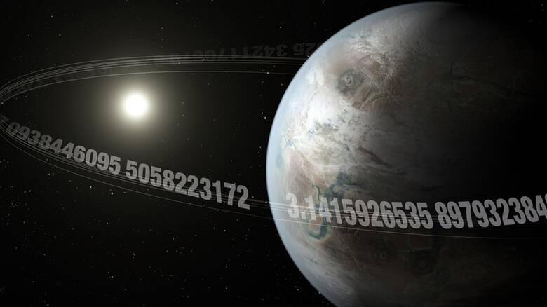 Ανακαλύφθηκε ο εξωπλανήτης «π-Γη», με έτος διάρκειας 3,14 ημερών