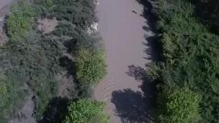 Μουζάκι: Οι αγωνιώδεις έρευνες με drone για τον εντοπισμό της 43χρονης