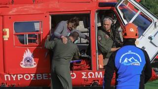 Καρδίτσα: Καρέ - καρέ η διάσωση των εγκλωβισμένων του «Ιανού»