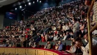 Μαδρίτη: Θεατές διέκοψαν παράσταση του Βασιλικού Θεάτρου επειδή δεν τηρούνταν τα μέτρα προστασίας