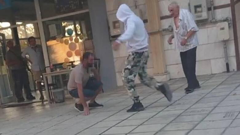 Θεσσαλονίκη: Βίντεο ντοκουμέντο από το αιματηρό επεισόδιο στη Νικόπολη