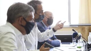 Μητσοτάκης από Καρδίτσα: Θα αποζημιωθούν όσοι έχουν πληγεί με γρήγορες διαδικασίες