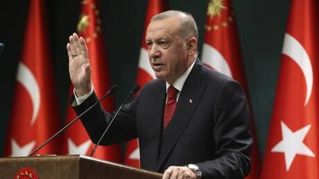 Ερντογάν: Θέλουμε διάλογο, αλλά κάποιοι υποκινούν την ένταση στην Ανατολική Μεσόγειο