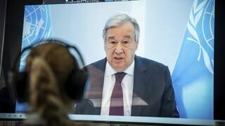 ΟΗΕ: Έκκληση Γκουτέρες για αποφυγή ενός νέου «ψυχρού πολέμου»