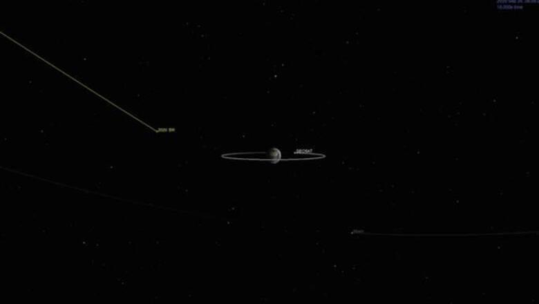 2020 SW: Ο αστεροειδής που θα περάσει... ασυνήθιστα κοντά από τη γη την Πέμπτη