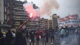 Θεσσαλονίκη: Μαθητική πορεία για τα αιτήματα των καταλήψεων