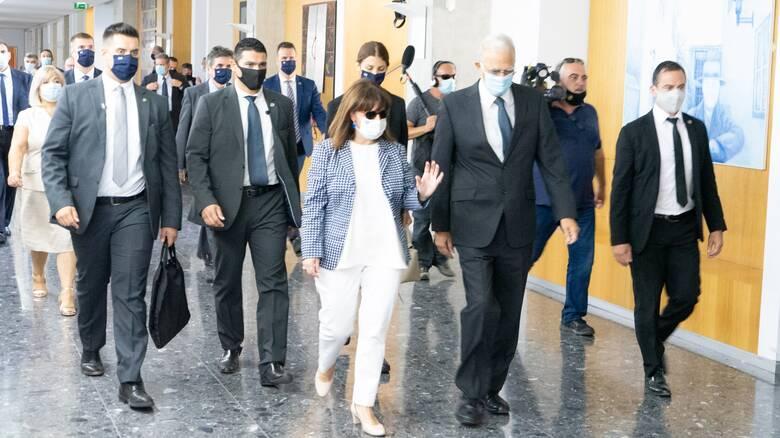 Σακελλαροπούλου: Εξαιρετικά σημαντικό το έργο της Διερευνητικής Επιτροπής Αγνοουμένων