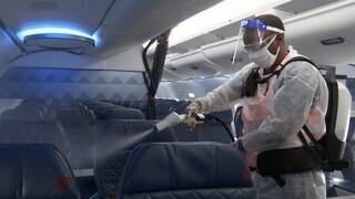 Τεστ για όλους πριν την αναχώρηση των πτήσεων ζητούν οι αεροπορικές