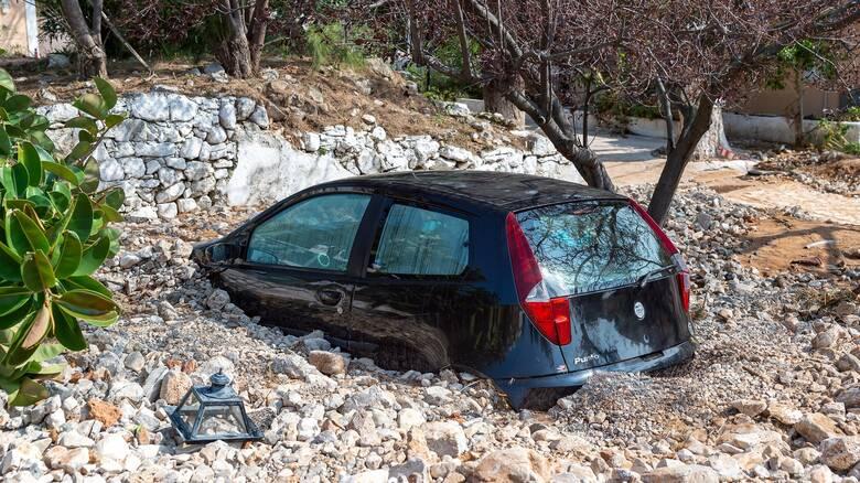 Ιανός: Δέσμη έξι μέτρων για τους πλημμυροπαθείς σε Θεσσαλία, Ιόνιο και Στερεά Ελλάδα