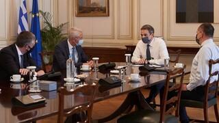 Μητσοτάκης στα στελέχη της Fraport: H Ελλάδα διαθέτει μια φιλοεπενδυτική κυβέρνηση