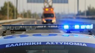 Κλειστή η Αθηνών - Λαμίας λόγω πορείας ενάντια στην άφιξη προσφυγόπουλων στα Καμένα Βούρλα
