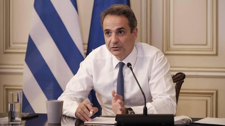 Μητσοτάκης στο ΕΛΚ: Θετικό βήμα η συμφωνία για τις διερευνητικές Ελλάδας-Τουρκίας