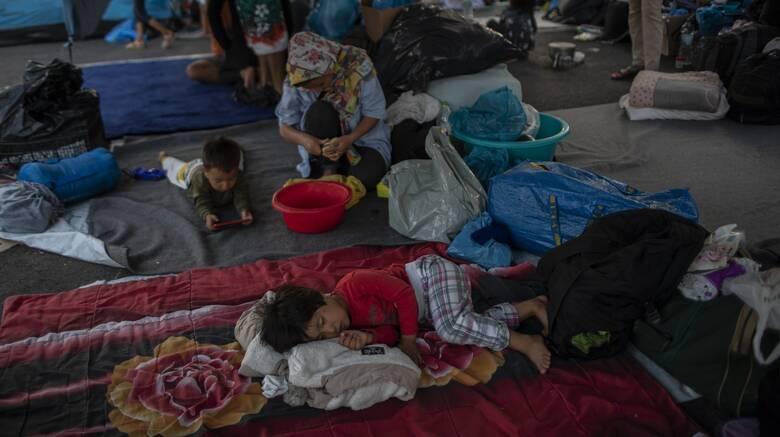 Η Κομισιόν συστήνει task force για τη Μόρια - Ποιες οι αρμοδιότητές της
