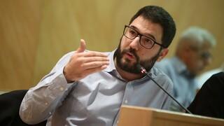 Νάσος Ηλιόπουλος στο CNN Greece: Οι δηλώσεις της κ. Τζάκρη δεν εκφράζουν τον ΣΥΡΙΖΑ