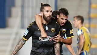 Πρεμιέρα για την ΑΕΚ στην Ευρώπη με νοκ άουτ παιχνίδι στην Ελβετία