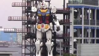 Συγκλονιστικό βίντεο: Ένα γιγαντιαίο ρομπότ κάνει τα πρώτα του βήματα στους δρόμους της Γιοκοχάμα