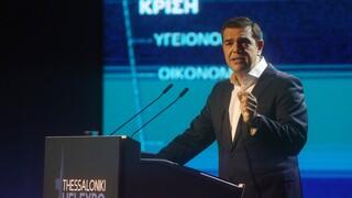 Τσίπρας: Ο Μητσοτάκης υπεύθυνος για το καταστροφικό έργο της Μενδώνη