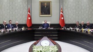 Αποστρατιωτικοποίηση των νησιών του Αιγαίου ζητά το Συμβούλιο Ασφαλείας της Τουρκίας
