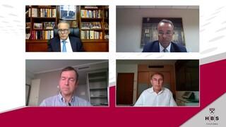 Διαδικτυακή συζήτηση του Harvard Business School Club of Greece για την ελληνική οικονομία