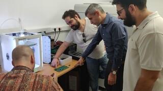 Θεσσαλονίκη: Υπολογιστής τσέπης ως εργαλείο κατά του κορωνοϊού
