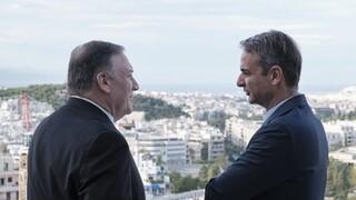 Επίσκεψη Πομπέο στην Ελλάδα: Ο ιδιαίτερος συμβολισμός και το «μήνυμα» στην Άγκυρα