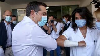 Αυτοψία Τσίπρα στο νοσοκομείο Ευαγγελισμός