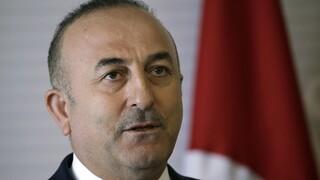 Τσαβούσογλου σε Πελόζι: Θα μάθετε να σέβεστε τη βούληση του τουρκικού έθνους