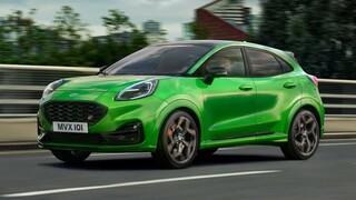 Αυτοκίνητο: Το Ford Puma έγινε και ST με κινητήρα turbo 1.500 κυβικών και 200 ίππων