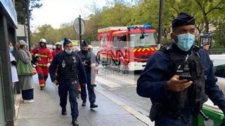 Αποκλειστικό CNN Greece: Φωτογραφίες και βίντεο από το σημείο της αιματηρής επίθεσης στο Παρίσι