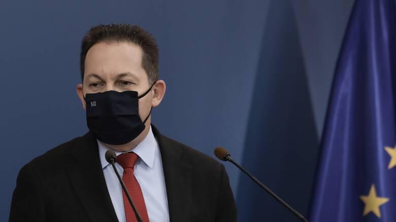 Πέτσας: Ο ΣΥΡΙΖΑ στρουθοκαμηλίζει, σε όλο τον κόσμο υπάρχει έκρηξη κρουσμάτων