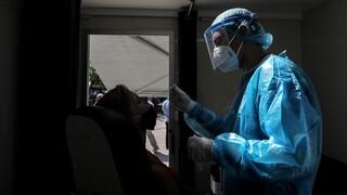 Κορωνοϊός: 286 νέα κρούσματα - Στους 63 οι διασωληνωμένοι στις ΜΕΘ
