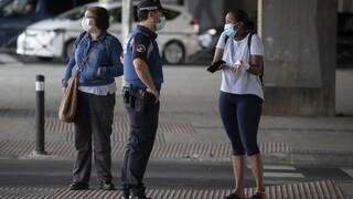 Κορωνοϊός: Οι Αρχές επεκτείνουν τα μέτρα περιορισμού στη Μαδρίτη