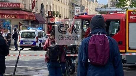 Μνήμες από τη σφαγή στο Charlie Hebdo ξύπνησε η νέα επίθεση στο Παρίσι
